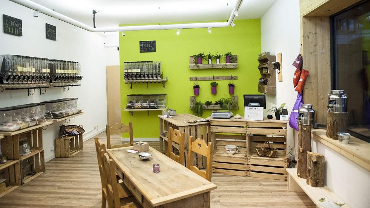 O Byô Local, épicerie en vrac à Haute-Nendaz - vue tout 2